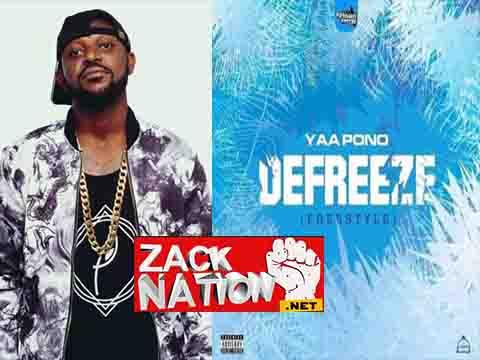 Yaa Pono - Defreeze (Freestyle)