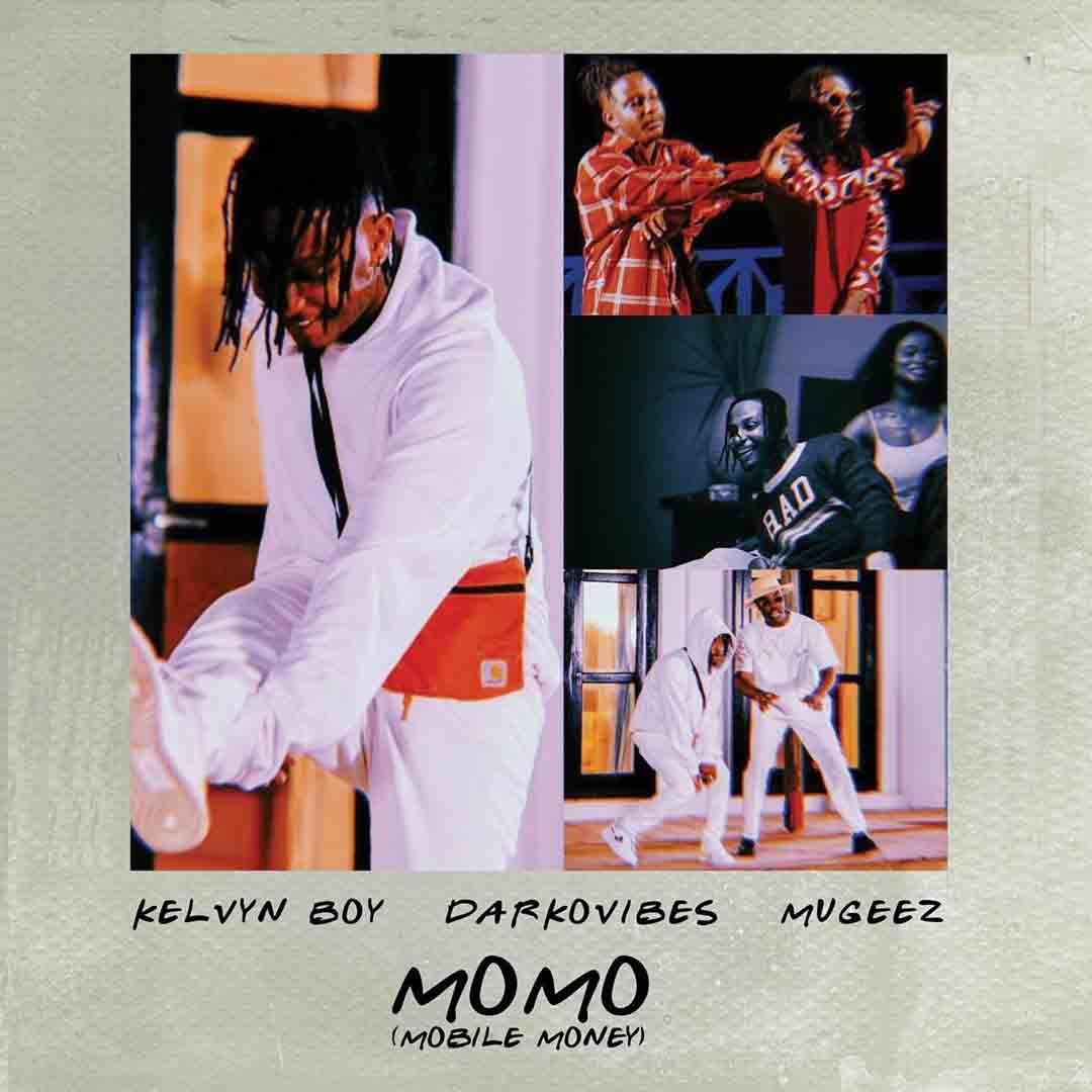 Kelvynboy - MoMo (Mobile Money) Ft. DarkoVibes x Mugeez (R2Bees)