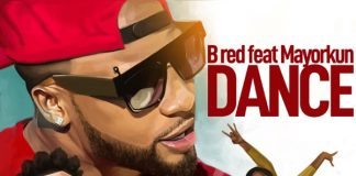 B Red - Dance Mayorkun