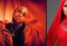 Davido and Nicki Minaj