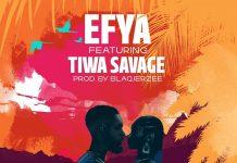 Efya - The One Ft. Tiwa Savage (Prod. By Blaq Jerzee)