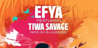 Efya - The One Ft. Tiwa Savage (Prod. By Blaq Jerzee)