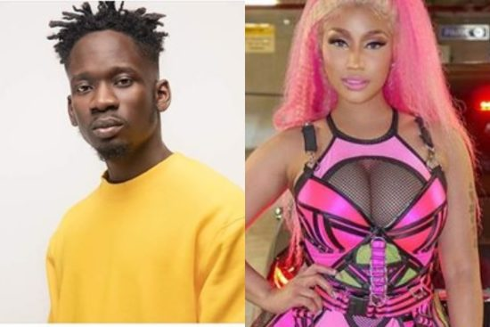 Mr Eazi ft Nicki Minaj