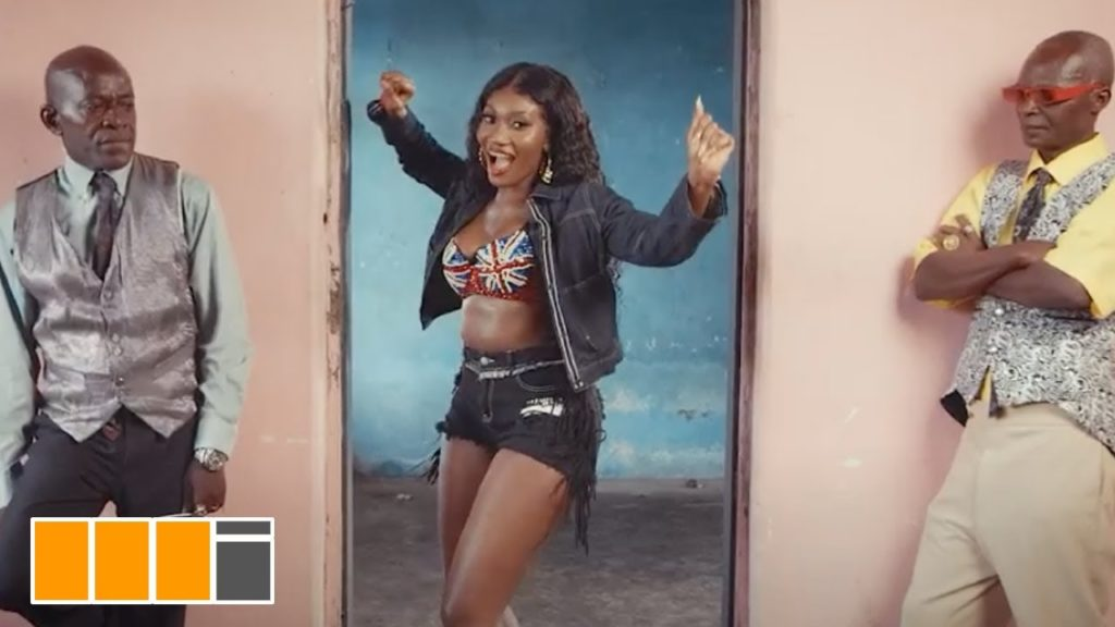 Wendy Shay Akokora Gangster