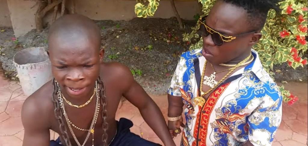 AY Poyoo Ft. Shatta Bandle - Rich Men (Freestyle)