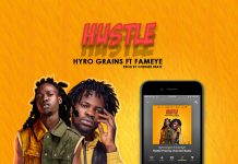 Hyro Grains - Hustle Ft. Fameye