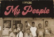 J.Derobie My People