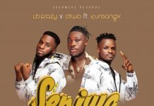 Lb Erazy x Otwo Ft Kurl Songx - Saniwa (Prod. By Klassic Beatz)