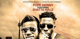 Pope Skinny Ft Shatta Wale - 4 The Money Www.Zacknation.net