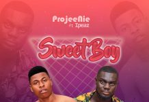 Projee Nie Ft. Ipeaz - Sweet Boy