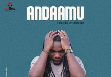 Zack Gh - Andaamu (Prod. By Willis Beatz)
