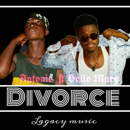 Antonio Ft Bello Mars - Divorce