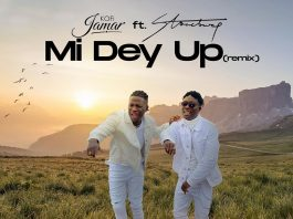 Kofi Jamar x Stonebwoy - Mi Dey Up Remix