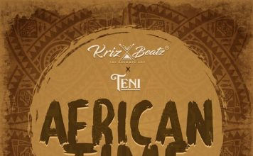 Krizbeatz - African Time Ft Teni