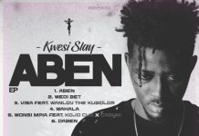 Kwesi Slay - Aben (Prod. by Lyrical Beatz)