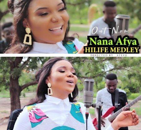 Nana Afya - Highlife Medley (Prod. By Acquah Recordz)