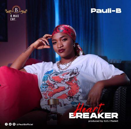 Pauli-B - Heart Breaker