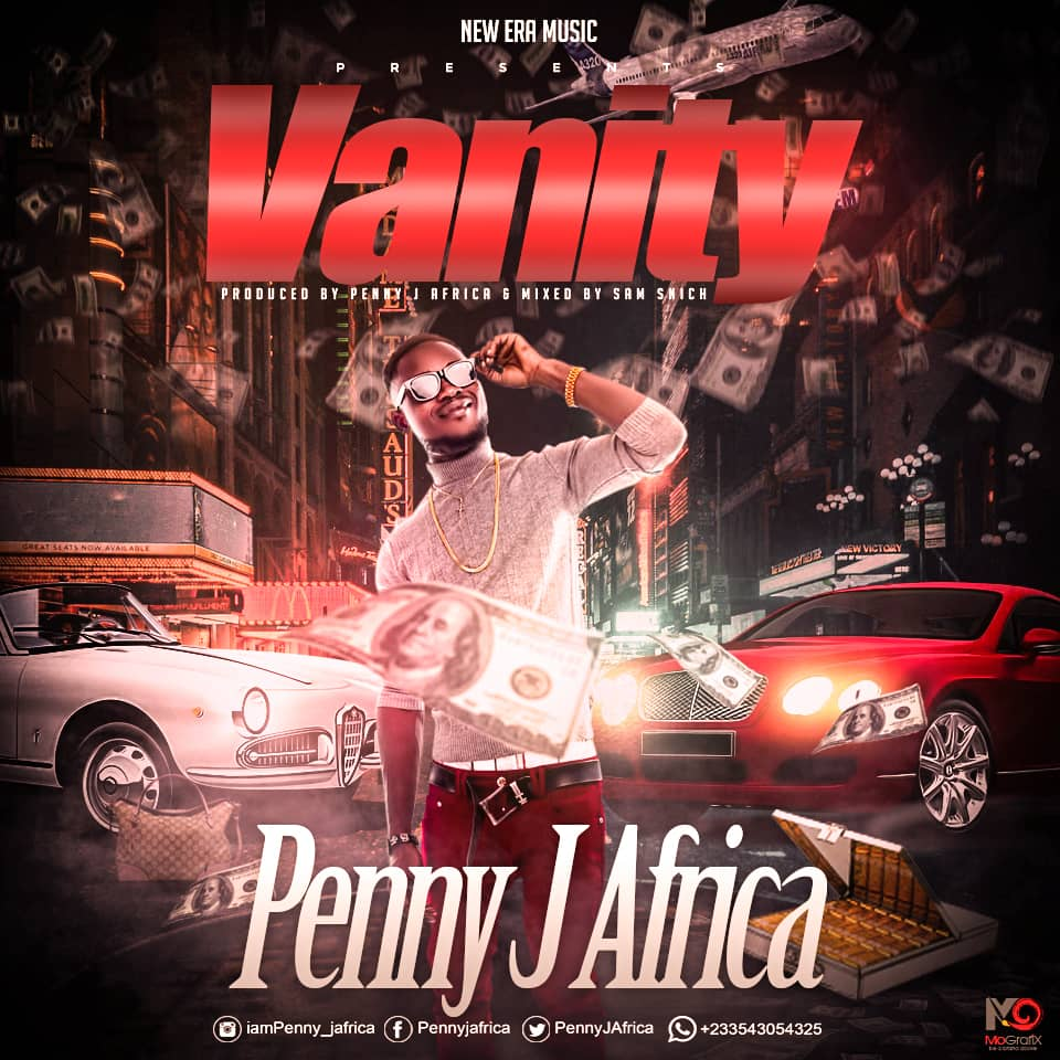 Penny J Africa – Vanity (Prod By Penny J / Mixed By SamSniCh)