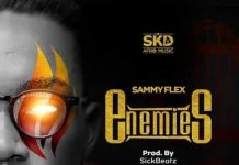 SKD Sammy Flex - Enemies (Prod By Sick Beatz)