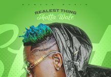 Shatta Wale - Realest Thing (Prod. by Damage Musiq)