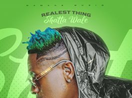 Shatta Wale - Realest Thing (Prod. by Damage Musiq)