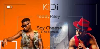 KiDi - Say Cheese Remix Ft. Teddy Riley
