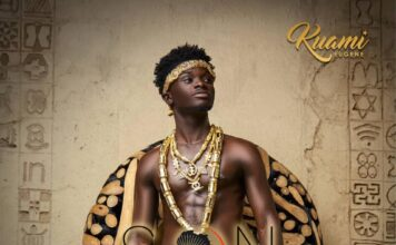 Kuami Eugene - Son Of Africa Album