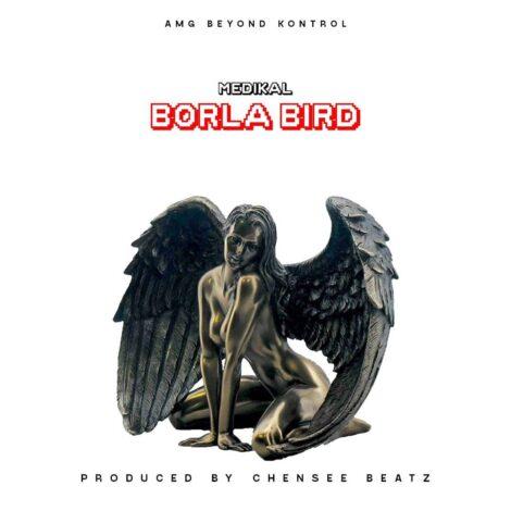 Medikal - Borla Bird (Prod. By Chensee Beatz)
