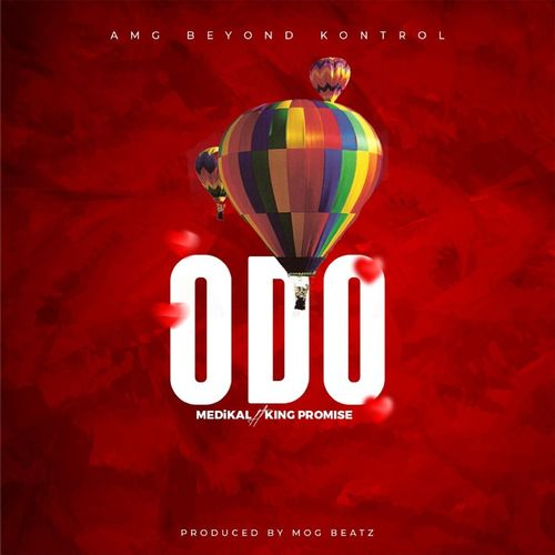 Medikal - Odo ft. King Promise (Prod by Mog Beatz)