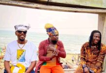 Official Video: Kwaw Kese Ft. Stonebwoy & Black Prophet - Good Man