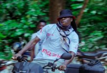 Official Video Stonebwoy - Putuu