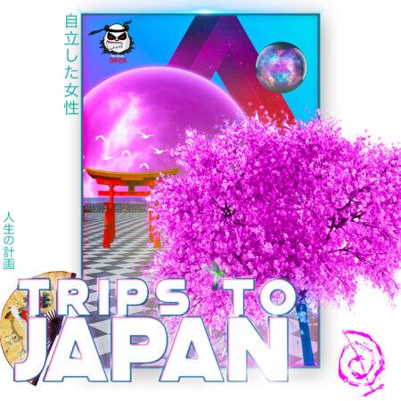 Q - Trips To Japan (Prod. By Mazbeats DLR)