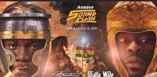 Stonebwoy Vs Shatta Wale - Asaase Sound Clash (The Game Of Dancehall In Ghana)