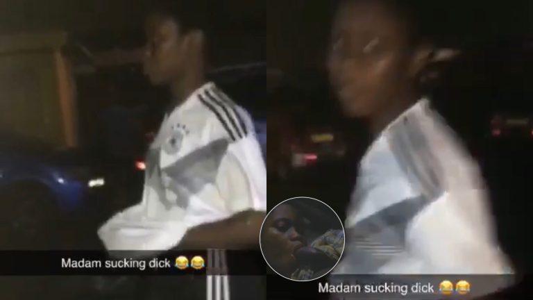 Video Of SHS Student Caught Sucking Boyfriend Joystick Drops Online