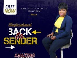Amazing Joyce - Back To Sender