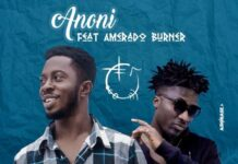 Anoni Feat. Amerado - Obra (Prod. By Mr. Benchie)