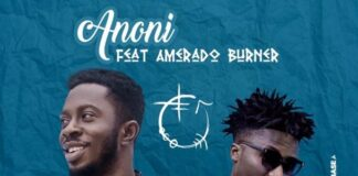 Anoni Feat. Amerado - Obra (Prod. By Mr. Benchie)