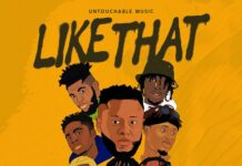 Like That Ft. Medikal, Kofi Mole, Dopenation, E.L, Kweku Smoke, Lyrical Joe