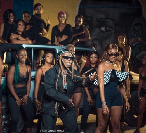 Eno Barony - Enough Is Enough Ft. Wendy Shay (Official Video)