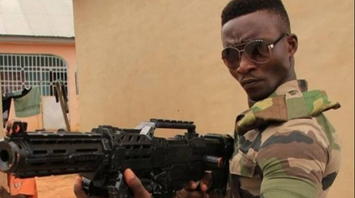 JUST IN: Popular Kumawood Actor 'Scorpion GH' Shot By Armed Robbers