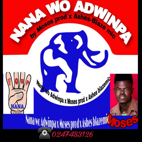 Moses - Nana Wo Adwinpa (Prod. By Ashes Blaze Mic Studios)