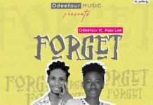 Odeefour Ft. Qwadwo Wan - Forget (Prod. By Shaker Beatz)