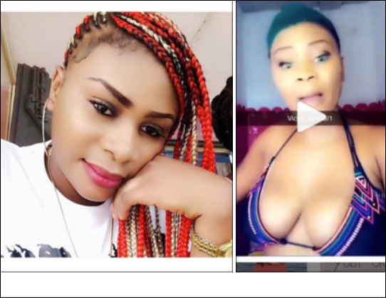 I Need A Man That Can fV*ck Me 10 Times A Day – Nigerian Lady Says -Watch Video