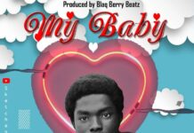 Sketches - My Baby (Prod. By Blaq Berry Beatz)