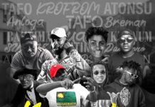 Zionfelix - Kumerica Ft. Lil Win, Yaa Jackson, Amerado, Ypee, Oseikrom Sikanii & Phrimpong