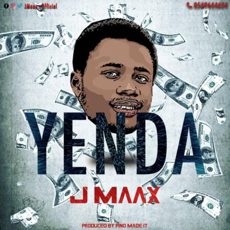 J Maax - Yenda (Prod. By Pino Made It)