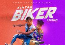 KinTac - Biker Ft. Deon Boakye (Prod By TheWay)