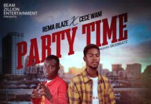 Rema Blaze x Cece Wani - Party Time (Prod. By Sick Beatz)