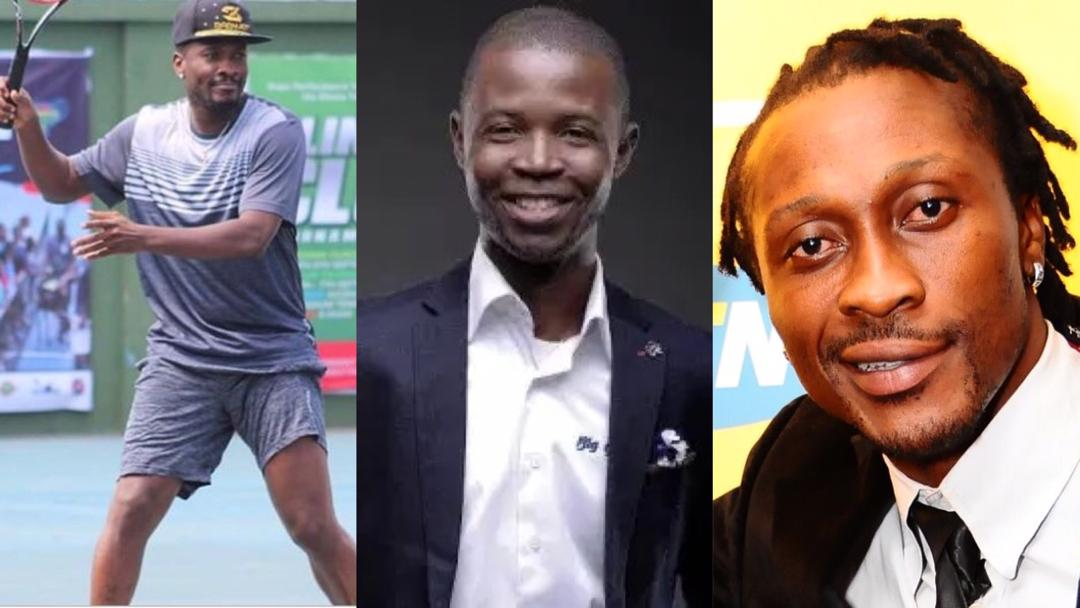 Asamoah Gyan and brother Baffour allegedly beat up Ghanaian businessman at a tennis game -Watch