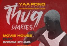 Yaa Pono - Movie House Ft. Bosom P-Yung